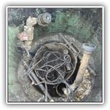 neglected pump tank