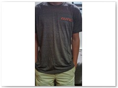Elitte Septic Tank & Grease Trap Service Tee Shirt - Front View