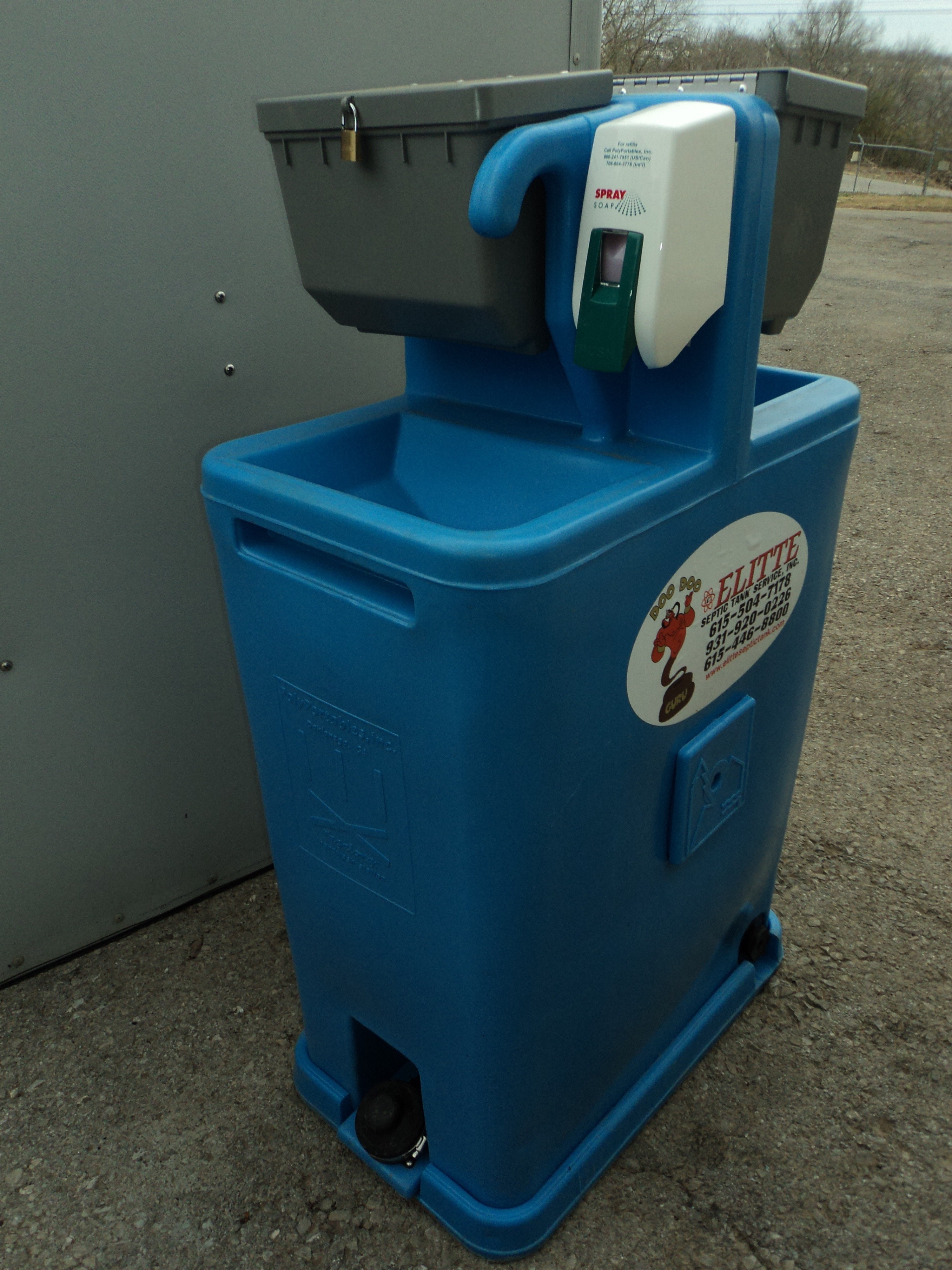 Elitte Septic Tank Service Inc Portable Toilets