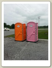 Standard Portable Toilets