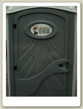 Handicap Accessible Portable Toilet