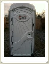 All In One Deluxe Portable Toilet